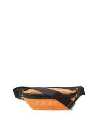 orange Segeltuch Bauchtasche von Kenzo