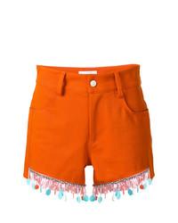 orange Shorts von Au Jour Le Jour