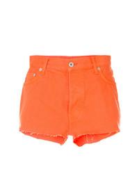 orange Shorts von Heron Preston