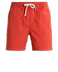 orange Shorts von J.Crew