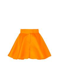 orange Shorts von Talbot Runhof