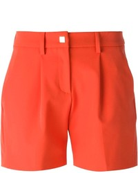 orange Shorts von Versace