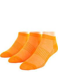 orange Socken