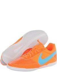 orange Sportschuhe
