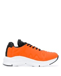 orange Sportschuhe von Paul Smith