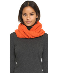 orange Strick Schal von Rag & Bone