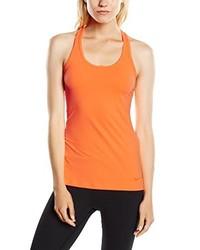 orange Trägershirt von Nike