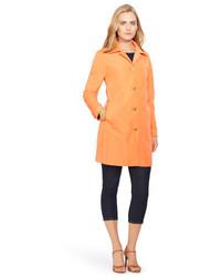 Orange trenchcoat original 1363263