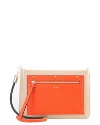 orange Umhängetasche von DKNY