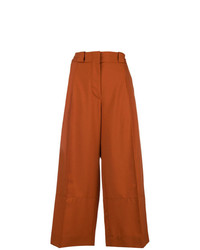 orange weite Hose von Marni