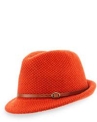 orange Wollhut