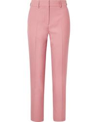rosa Anzughose von Burberry