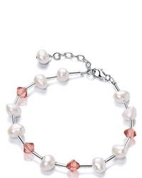 rosa Armband von V73