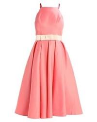 rosa ausgestelltes Kleid von Chi Chi London Tall