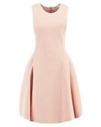 rosa ausgestelltes Kleid von DKNY