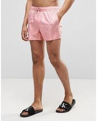 rosa Badeshorts von Asos
