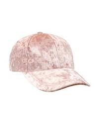 rosa Baseballkappe von Even&Odd