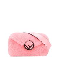 rosa Bauchtasche von Fendi