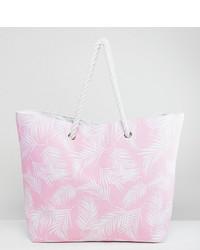 b10bc141cc391 Modische rosa bedruckte Shopper Tasche für Winter 2019 kaufen ...