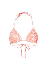 rosa Bikinioberteil von Onia