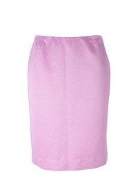 rosa Bleistiftrock von Dolce & Gabbana Vintage