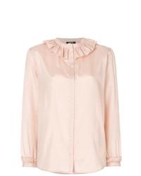 rosa Bluse mit Knöpfen von A.P.C.
