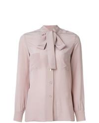 rosa Bluse mit Knöpfen von Golden Goose Deluxe Brand