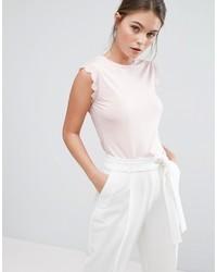 rosa Bluse von Ted Baker