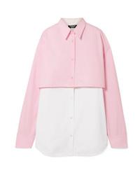 rosa Businesshemd von Calvin Klein 205W39nyc