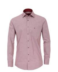 rosa Businesshemd von Casamoda