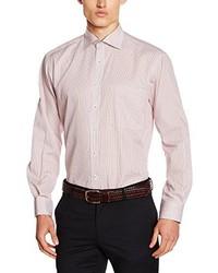 rosa Businesshemd von Eterna