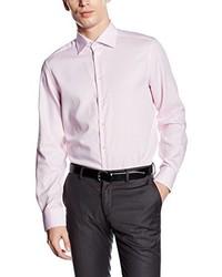 rosa Businesshemd von LERROS