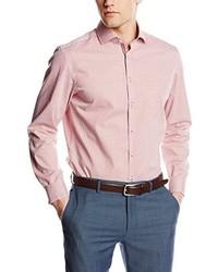 rosa Businesshemd von Seidensticker