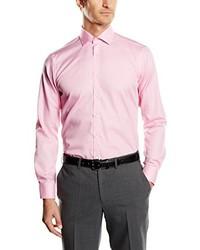 rosa Businesshemd von Venti