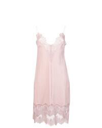 rosa Camisole-Kleid aus Spitze von Stella McCartney