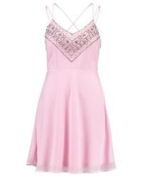 rosa Camisole-Kleid von Even&Odd