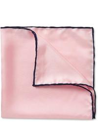 rosa Einstecktuch