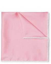 rosa Einstecktuch von Emma Willis
