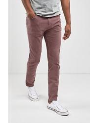 rosa enge Jeans von next