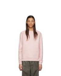 rosa Fleece-Sweatshirt von Random Identities
