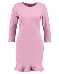 rosa Freizeitkleid von Glamorous