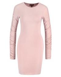 rosa Freizeitkleid von New Look