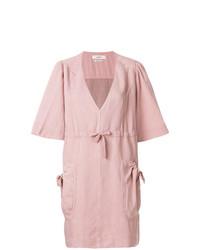 rosa gerade geschnittenes Kleid von Isabel Marant Etoile