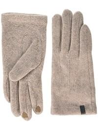 rosa Handschuhe von Esprit
