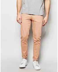 rosa Jeans von Asos