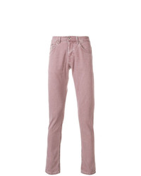 rosa Jeans von Dondup