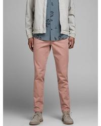 rosa Jeans von Jack & Jones