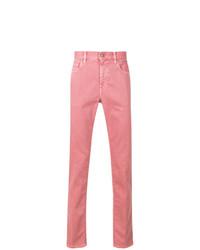 rosa Jeans von Z Zegna