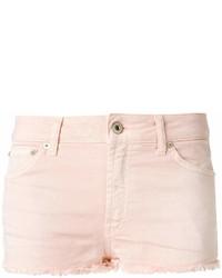 rosa Jeansshorts von Dondup
