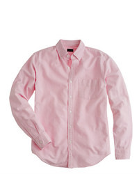 rosa Langarmhemd